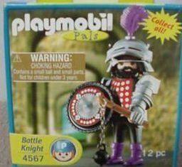 Playmobil - 4567-usa - Sir Polkadot