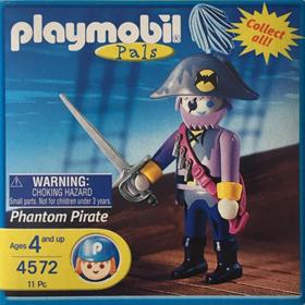 Playmobil 4572-usa - Ghost Pirate - Box