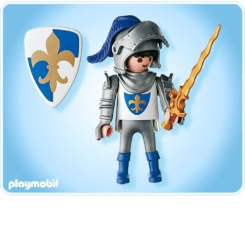 Playmobil 4616-usa - Gallant Knight - Back