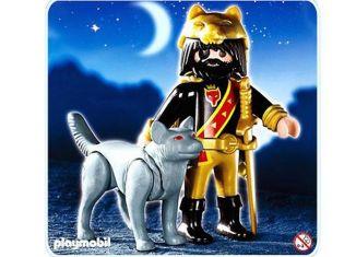 Playmobil - 4644-usa - Dragon Warrior