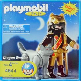 Playmobil 4644-usa - Dragon Warrior - Box