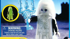 Playmobil - 4650-usa - Scary ghost