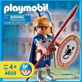 Playmobil 4659-usa - Roman - Box