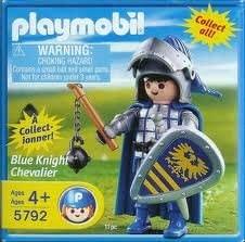 Playmobil 5792-usa - Blue Knight - Box