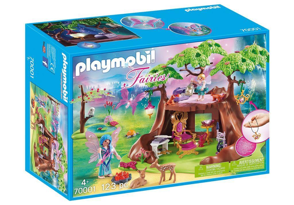 Playmobil 70001 - Forest Fairy House - Box