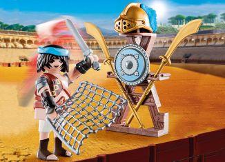 Playmobil - 70302 - Gladiateur avec armes