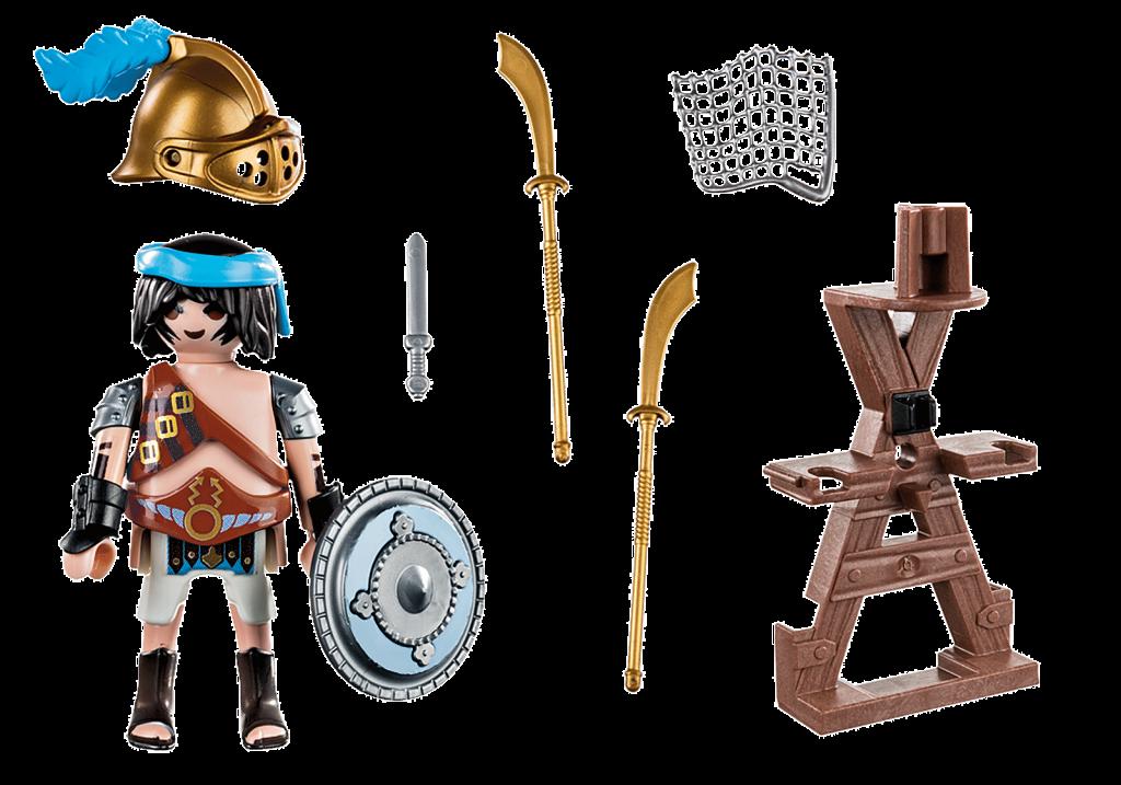 Playmobil 70302 - Gladiateur avec armes - Précédent