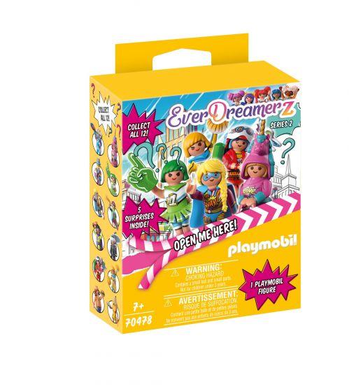 Playmobil 70478 - EverDreamerz Comic World - Surprise Box - Box