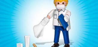 Playmobil - 70718-ger - Pharmacist