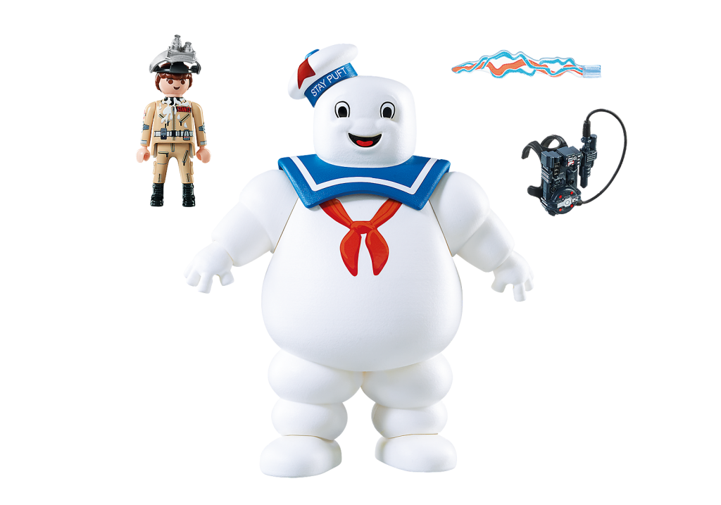 Playmobil 9221 - Stay Puft Marshmallow Man - Back