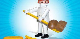 Playmobil - 70721-ger - Baker