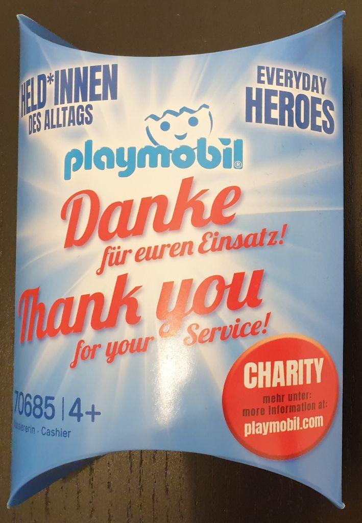 Playmobil 70685-ger - Cashier - Box