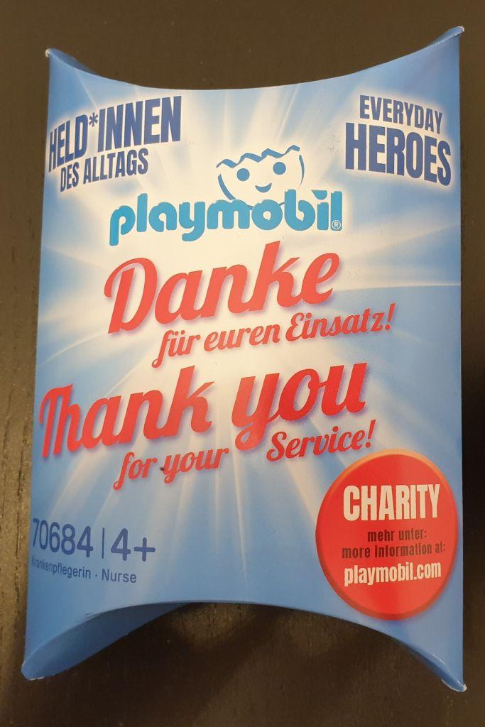 Playmobil 70684-ger - Nurse - Box