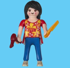 Playmobil - 30792684 - Stylist