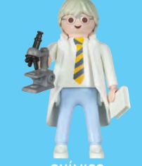 Playmobil - 30792714 - Chemist