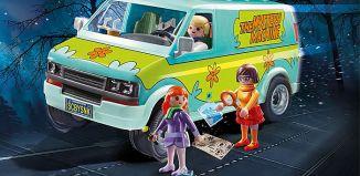 Playmobil - 70286 - SCOOBY-DOO! Mystery Machine