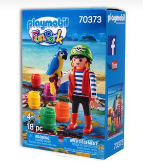 Playmobil 70373 - Pirat Rico Brettspiel - Box