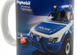 Playmobil - 14979 - Police Cup