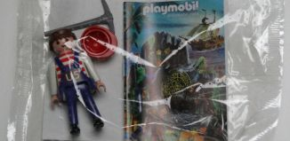 Playmobil - 00000-ger - Maitenance Employee (U5, 2012)