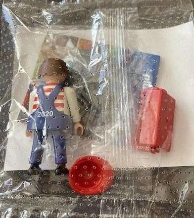 Playmobil 00000-ger - Maitenace Employee BVG (U1, 2020) - Box