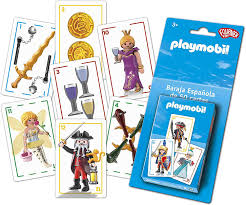 Playmobil - 1044654 - Spanish cards set