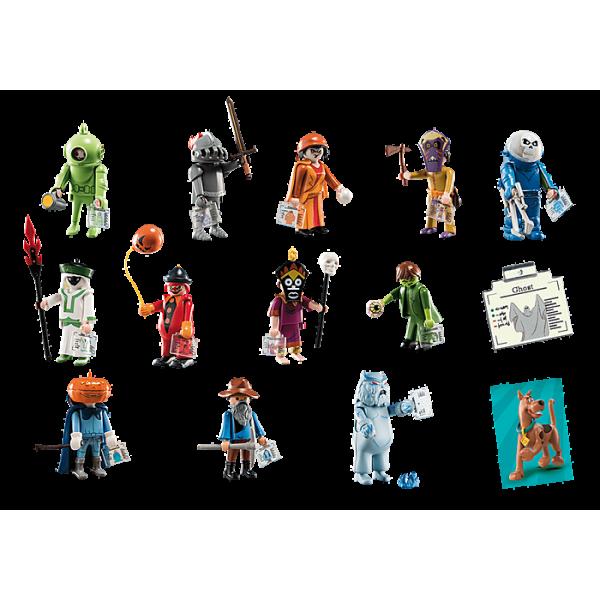 Playmobil 70288v1 - Witch Doctor - Back