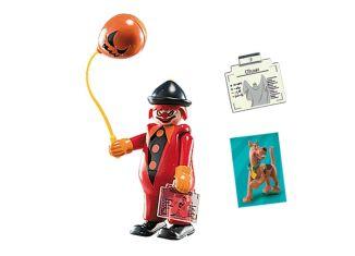 Playmobil - 70288v12 - Ghost Clown
