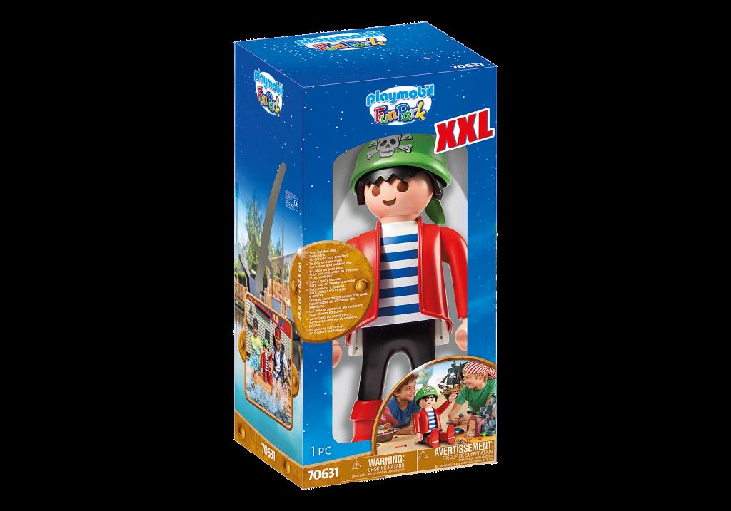 Playmobil 70631 - Funpark XXL Rico - Box
