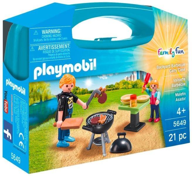 Playmobil 5649 - Barbecue box - Box