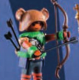 Playmobil - 70369v9 - Mouse man