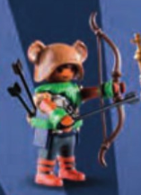 Playmobil - 70369v9 - Mouse man