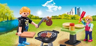 Playmobil - 5649 - Barbecue box