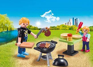 Playmobil - 5649 - Barbecue box