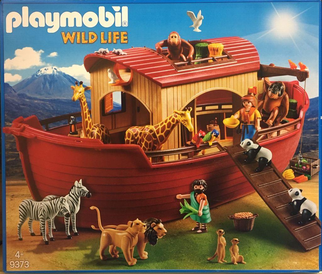 Playmobil 9373 - Noah's Ark - Box