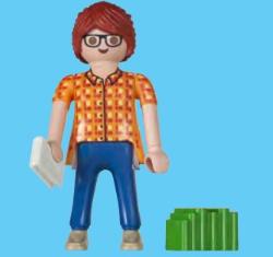 Playmobil - 30792744 - Writer