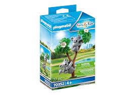Playmobil 70352 - Couple of koalas with baby - Box