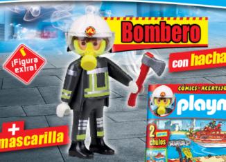Playmobil - 30794744 - Firefighter