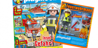 Playmobil - 80626-ger - PLAYMOBIL - Revista 47 - 4/2019