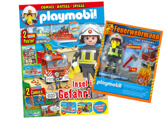 Playmobil - 80626-ger - PLAYMOBIL-Magazin 4/2019
