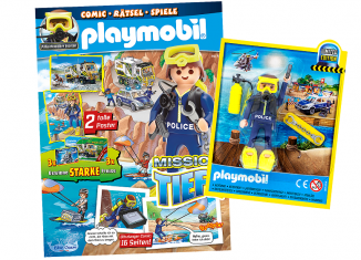 Playmobil - 80658-ger - PLAYMOBIL-Magazin 4/2020 (Heft 79)
