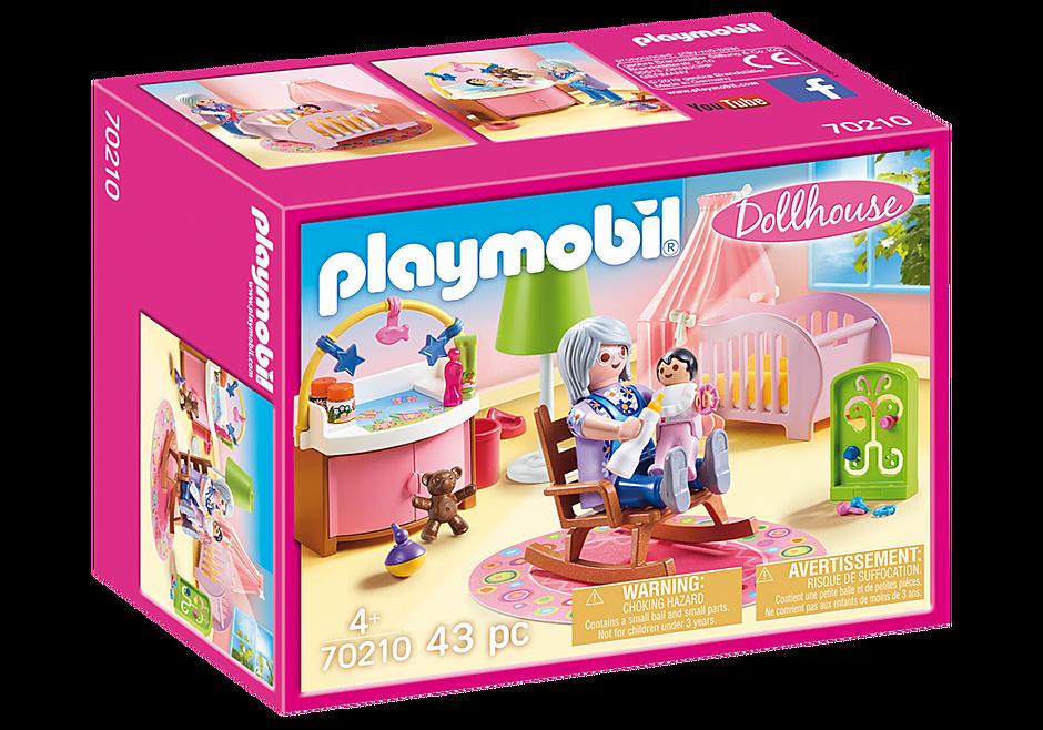 Playmobil 70210 - Baby's Room - Boîte