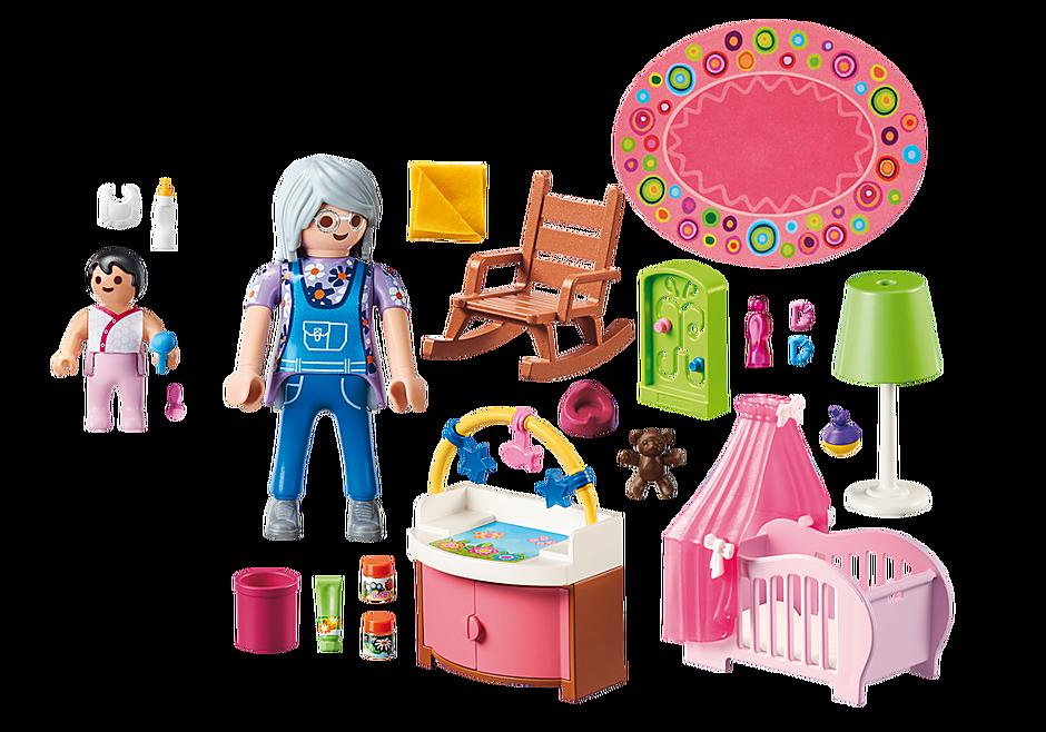 Playmobil 70210 - Baby's Room - Précédent