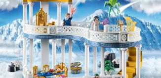 Playmobil - 70465 - Palace on Olympus