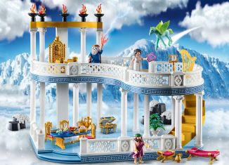 Playmobil - 70465 - Palast auf dem Olymp