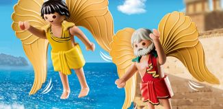 Playmobil - 70471 - Daedalus and Icarus