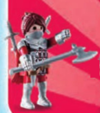Playmobil - 70370-09 - Knight woman