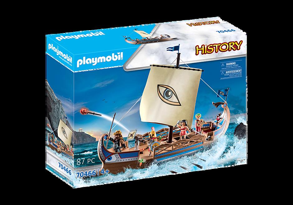 Playmobil 70466 - Los argonautas - Caja