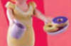 Playmobil - 70370-01 - Woman with donuts