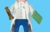 Playmobil - 30792824 - Farmaceutico