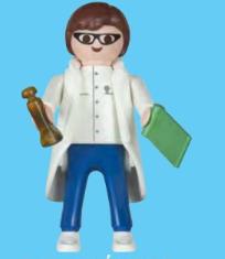 Playmobil - 30792824 - Pharmacist